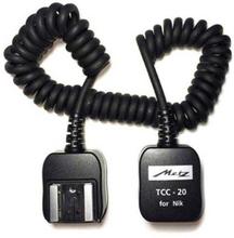 Metz TCC-20 TTL-blixtsynkkabel för Leica & Nikon blixtar