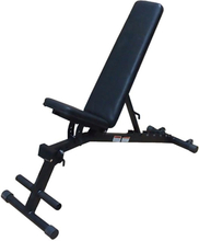 Master Black II foldable bench