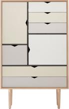 Andersen Furniture S5 Såpet Eik / Multifarget