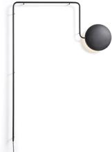 Mercury, wall lamp