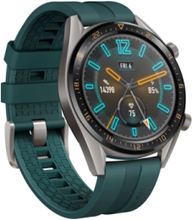 Watch GT Active - Dark Green Fluoroelastomer Strap