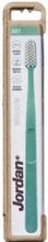 Jordan Green Clean Toothbrush Soft 1 stk
