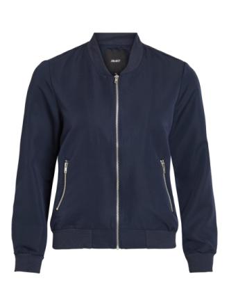 OBJECT COLLECTORS ITEM Shiny, Bomber Jacket Women Blue