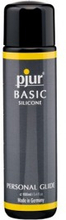 Pjur Basic silicone 100 ml - Sikonipohjainen liukuvoide