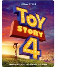 Toy Story 4 - Alles hört auf kein Kommando 3D (Inkl. 2D Blu-ray) - Zavvi Exklusives Steelbook