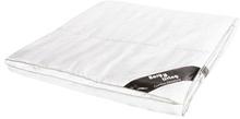 Sommer silkedyne - 140x200cm - Borg Living sval sommerdyne med silke fyld