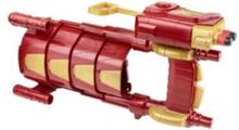Captain America slide blast armor