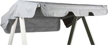 Hammocktak Imola till 2-sitshammock grå