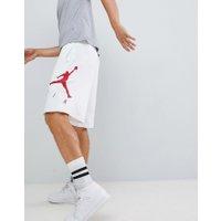 Jordan - Vita shorts med Air-motiv AJ0807-100 - Vit