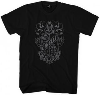 Cinelli Cinelli Crest Kortærmet trøje - Herre - T-Shirts