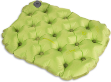 Sea to Summit Air Seat Insulated, green 2020 Matkatyynyt