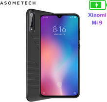 6800mAh Battery Case For Xiaomi Mi 9 Power Bank Battery Charger Case For Xiaomi 9 Thin Charging Cover Powerbank Case For Mi 9