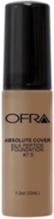 OFRA Cosmetics Absolute Cover Silk Foundation 7.5