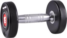 Rubber dumbbell Pro 12 kg