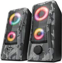 TRUST GXT 606 Javv RGB 2.0 Gaming Speakers - kamoflage