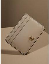Lauren Ralph Lauren Slim Card-Card Case-Small Beige