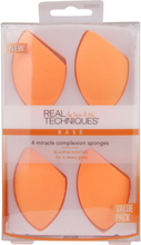 Köp Real Techniques 4 Miracle Complexion Sponge, 4 Pcs Real Techniques Makeupsvamp fraktfritt