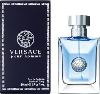 Kjøp Versace Pour Homme EdT, 50ml Versace Parfyme Fri frakt