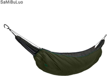 SAMIBULUO Winter Warm Hammock Underquilt Lightweight Camping Quilt Packable Full Length Under Blanket