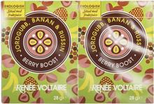 "Eko Fruktbitar ""Berry Boost"" 2 x 28g - 25% rabatt"