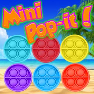 2-pack | Mini Pop-it! | Fidget Toys | Nyhet 2021