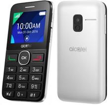 Mobiltelefon Alcatel 2008G 2.4'' 2G 16 MB Vit