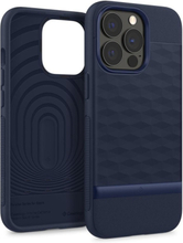 Caseology Parallax Skal Iphone 13 Pro Max - Midnight Blå