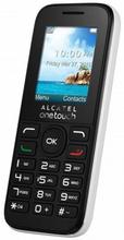 Mobiltelefon för seniorer Alcatel 10-50 1,8'' TFT RADIO FM DUAL SIM Vit