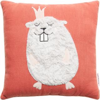 Cushion, Rose, Cotton Innredning Til Hjemmet Rosa BLOOMINGVILLE