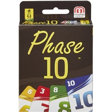 Phase 10 Kortspill
