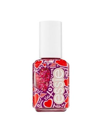 Essie Valentine's Day Collection Neglelak You're so cupid
