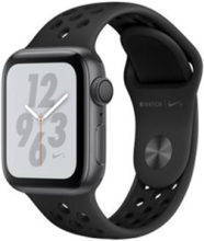 Watch Nike+ Series 4 (GPS) 40mm - Space Grey Alu with Antracit/Black Nike Sport Band