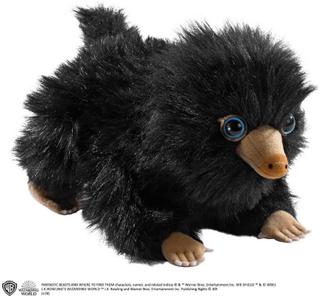 Fantastic Beasts Gosedjur - Black Baby Niffler (20cm)