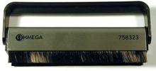 Ohmega / Borste för vinylskivor 2-radig kolfiber