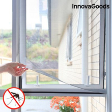 InnovaGoods Adhesive Mosquito Window Screen