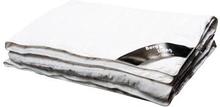 Silkedyne - Mulberry silke - Temperaturregulerende - Helårs Lun - 140x220 cm