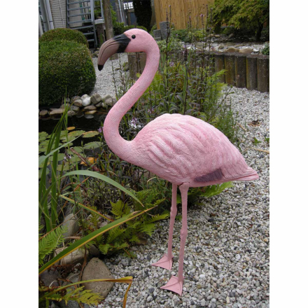 Ubbink Flamingo Havedam Figur Plastik