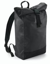 Tarp Roll-Top Backpack Black