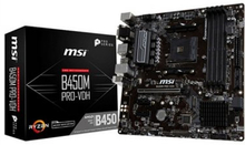 Moderkort Gaming MSI B450M PRO-VDH PLUS mATX DDR4 AM4