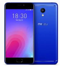 Smartphone Meizu M6 5,2'' Octa Core 32 GB 3 GB RAM Blå