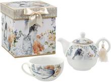 Spel: Tekanna Tea For One 116182 Katter