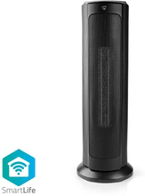 SmartLife Värmefläkt med fjärrstyrning WiFi