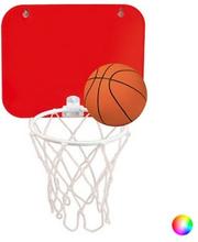 Basketkorg 143920 (Färg: Röd)