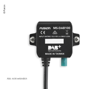 DAB + MODUL FOR GARMIN RV BBT602