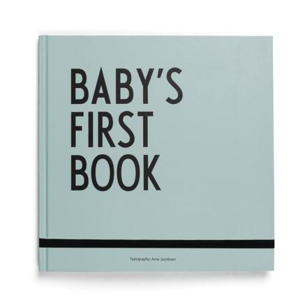 Baby's first book Turkoosi