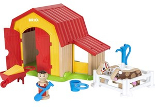 BRIO BRIO® My Home Town – 30398 Bondgård 24 mån - 5 år