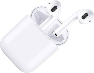 Trådlösa in-ear-hörlurar med laddfodral och Bluetooth 5.0