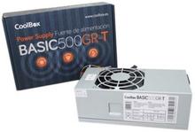 Strömtillförsel CoolBox COO-FA500TGR 500W