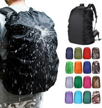 20L-80L Waterproof Dustproof Backpack Rain Cover Portable Ultralight Shoulder Protect Hiking Sport Bag Covers