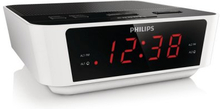 Klockradio Philips AJ3115/12 LED FM 1W Vit